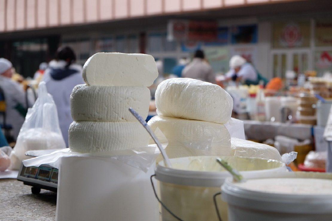 Сыр и молочка