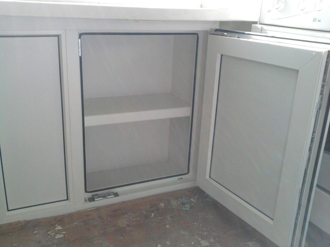 холодильник на балконе зимой