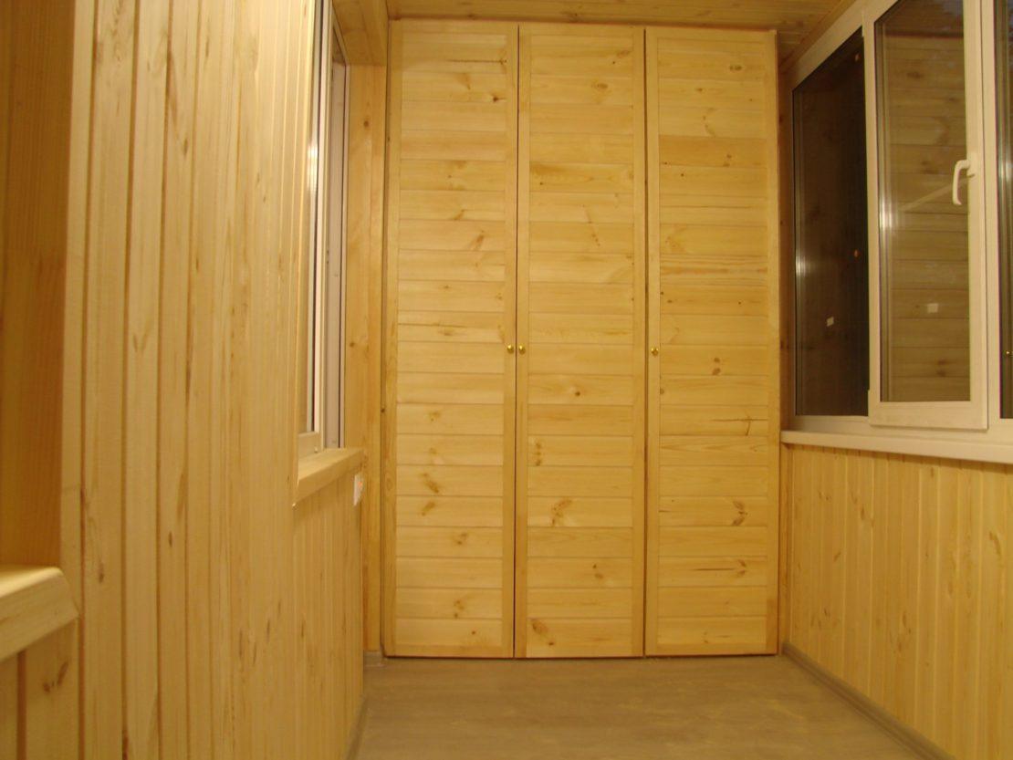 шкаф в готовую нишу