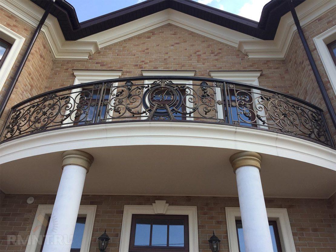 конструктивное решение балкона