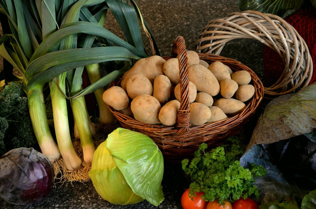 овощи на балконе