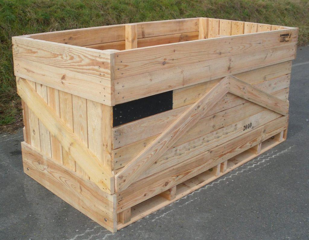 ящик для зимнего хранения овощей