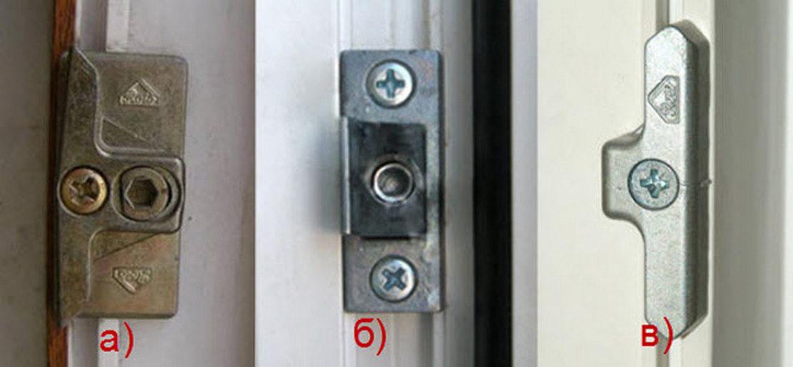 регулировки в зависимости от марки окна