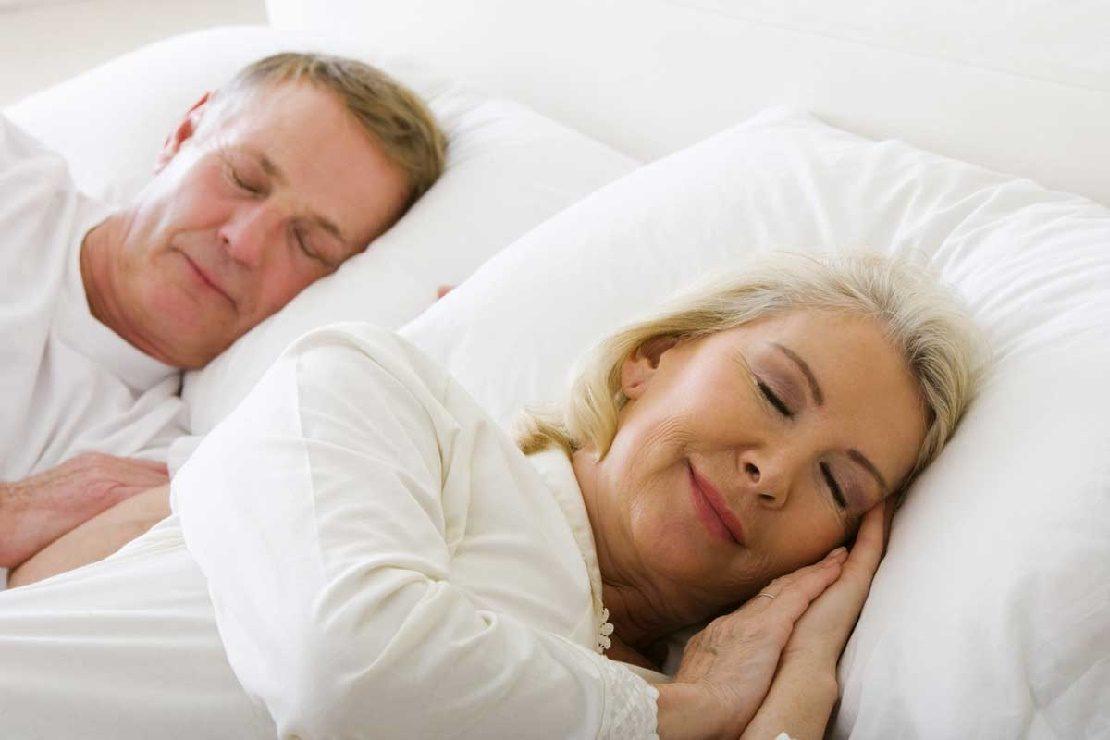 Спящие пенсионеры