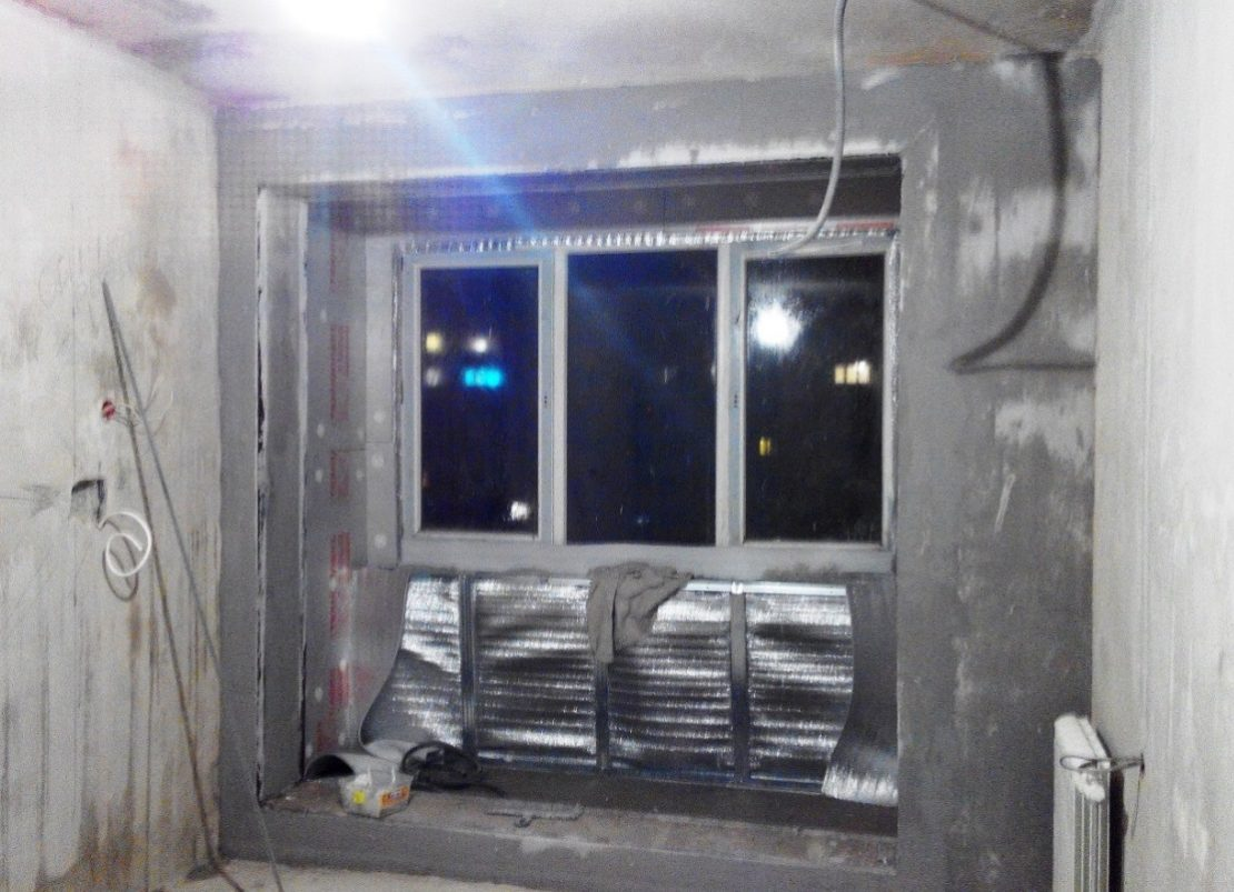 утепление балкона и обшивка