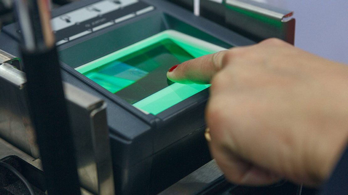 биометрическая система в банке