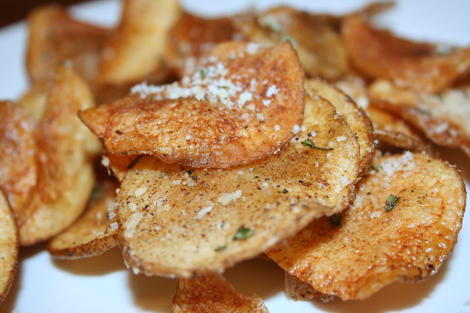 Самостоятельно готовим сухари и чипсы