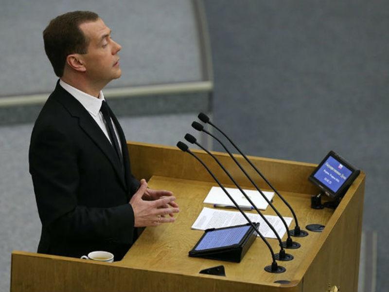 Поручение Медведева по поводу снижения платы за ЖКХ
