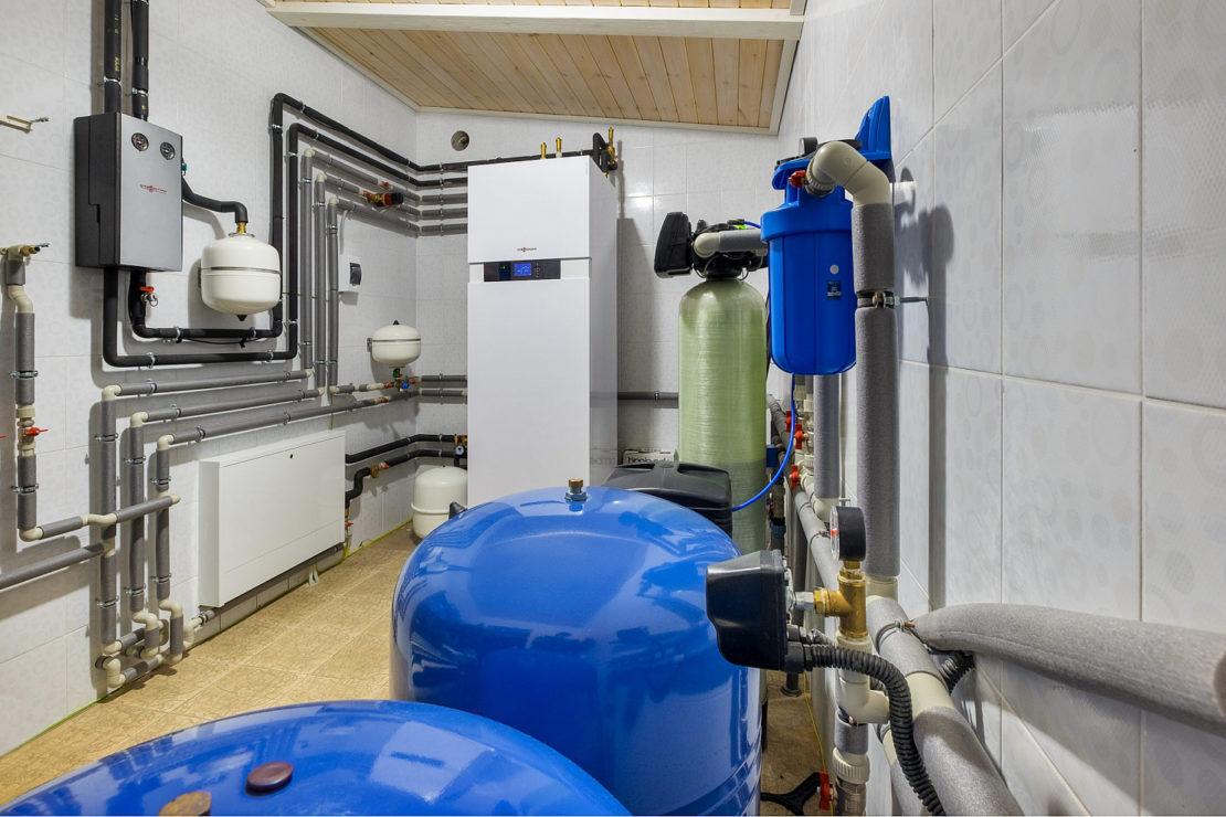 дистиллированная вода для отопления