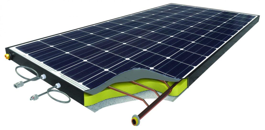 эффективность отопления от солнечных батарей