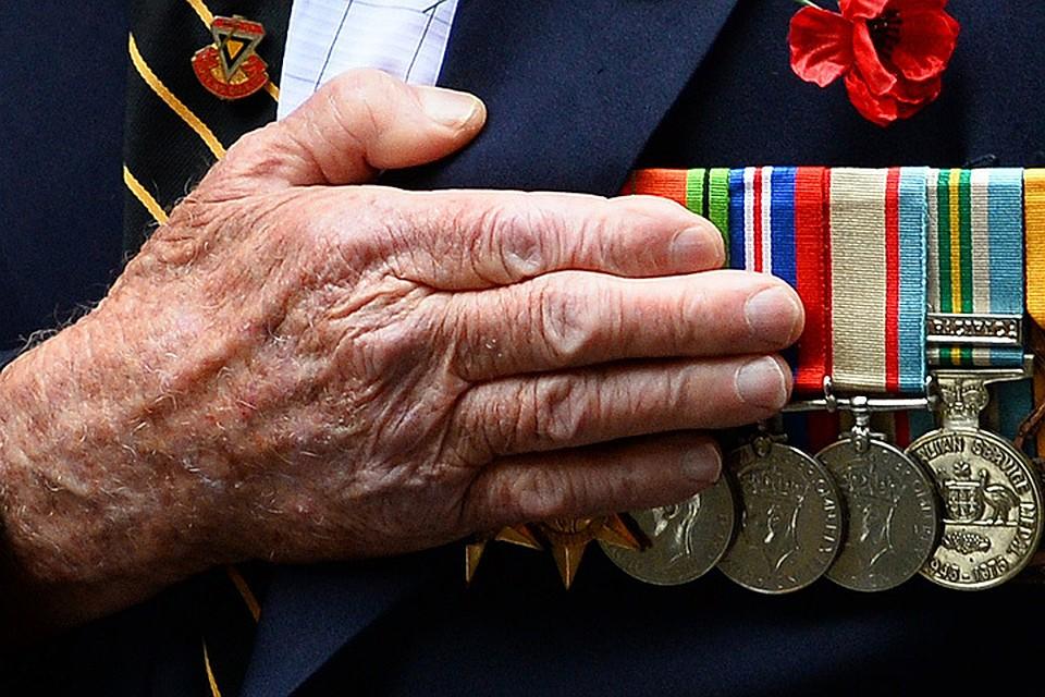 Получение ветеранского звания без наград