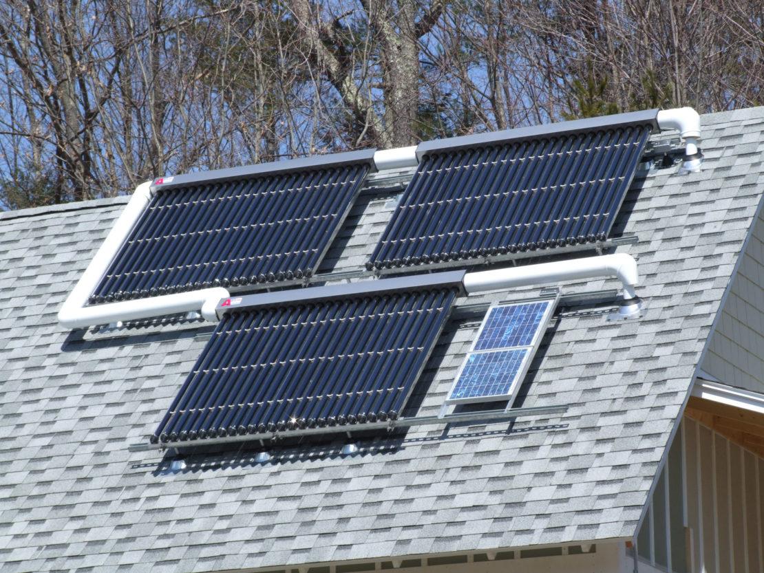 разновидности солнечных коллекторов