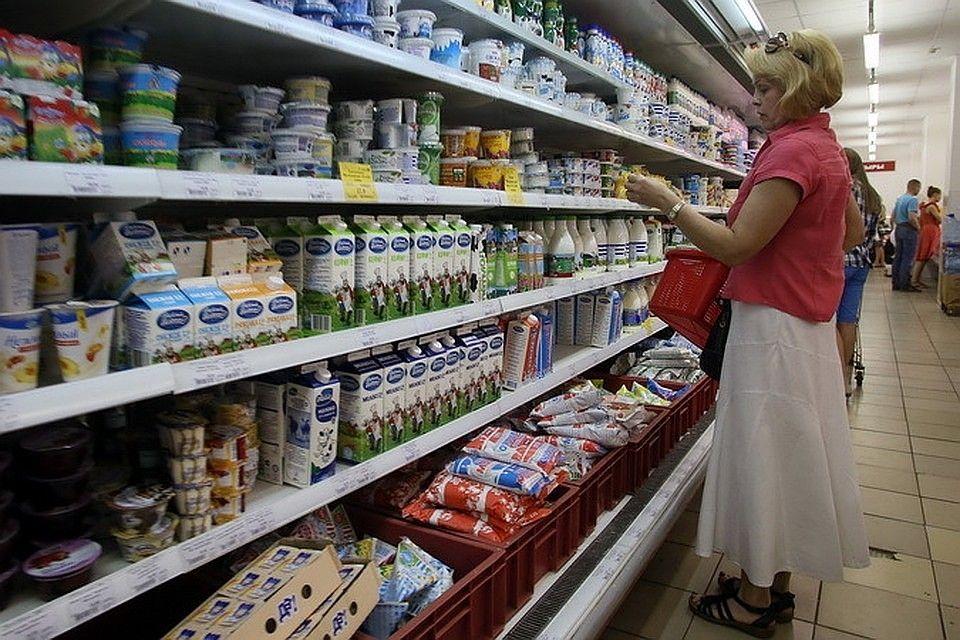 подорожание молочных продуктов
