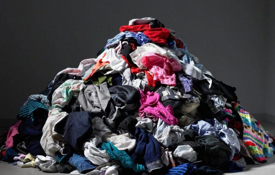 Новая жизнь испорченной одежды