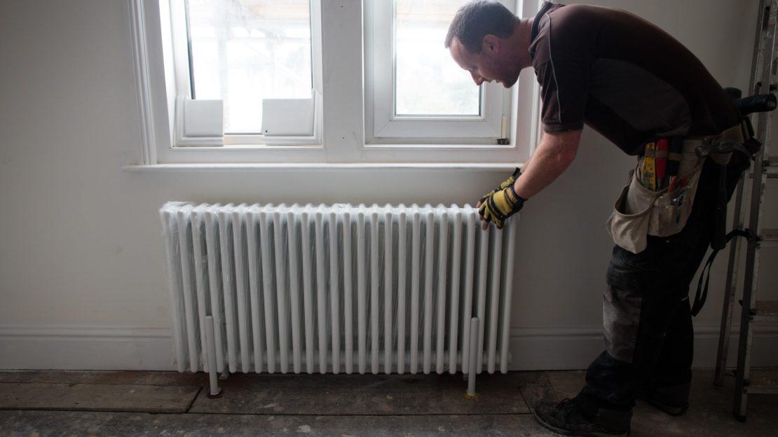 кронштейн для радиаторов отопления