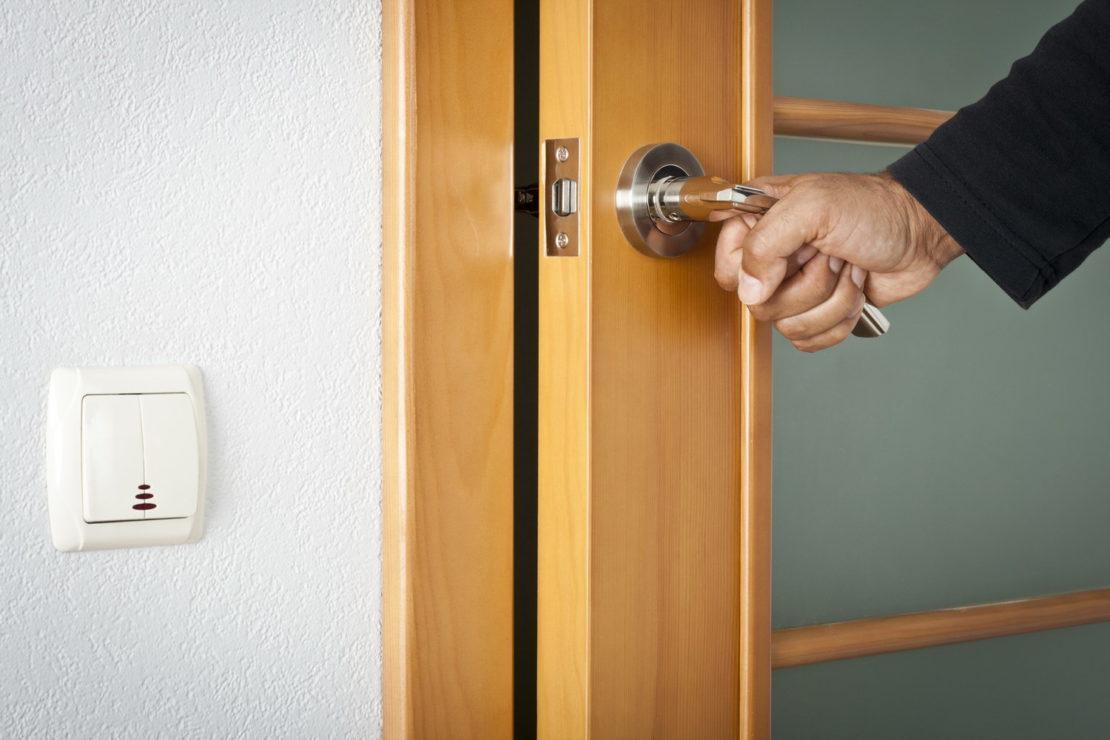Недостаточный притвор двери
