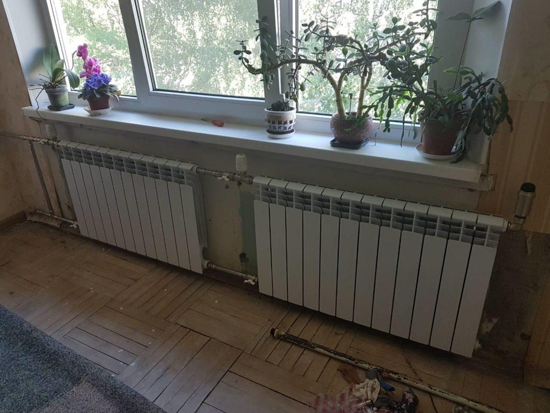 инструкция по монтажу радиатора