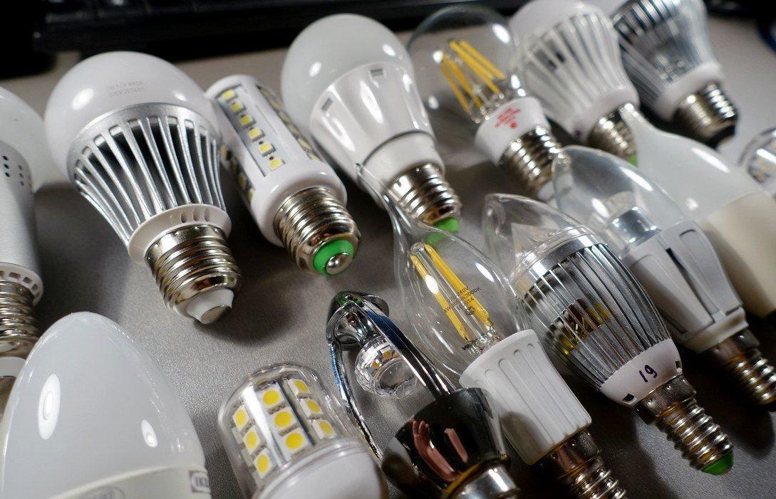 Характеристика светодиодных ламп