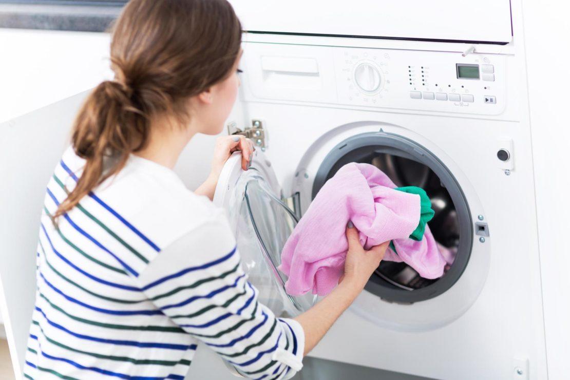 Распространенные ошибки использования стиральной машины