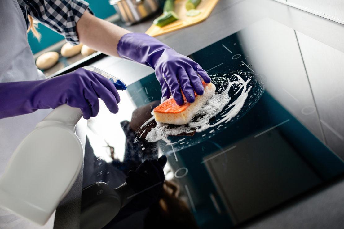 Устранение запахов на кухне