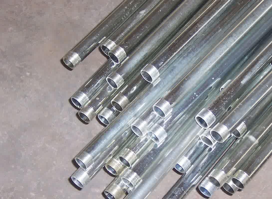 трубы из металла