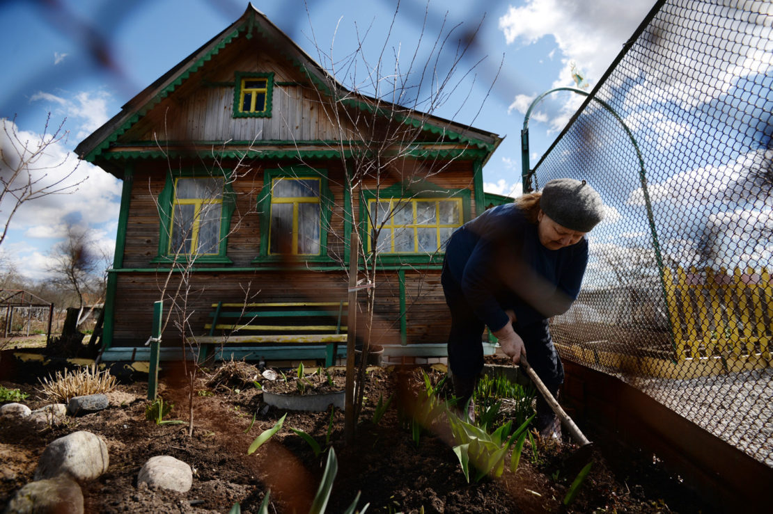 Штрафные санкции за использование земли не по назначению