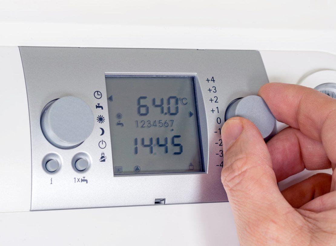 преимущества погодного регулятора отопления