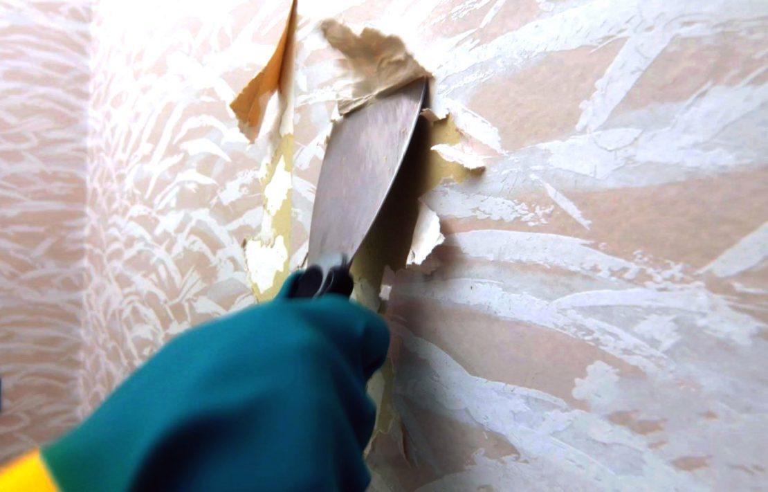 Подготовка плоскости стены