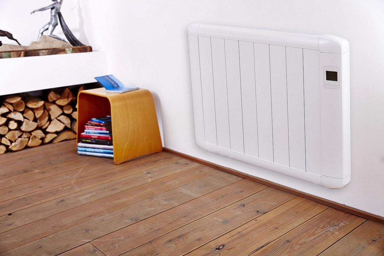 электрические радиаторы отопления в домах фото дальше