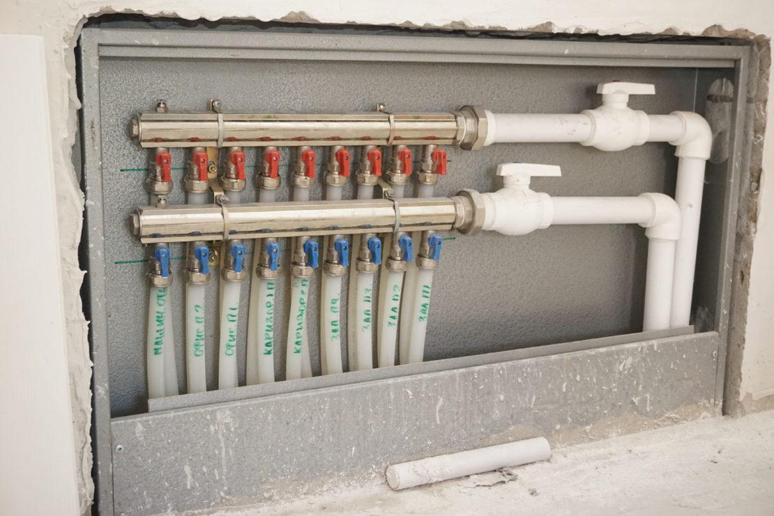 тепловой коллектор для отопления