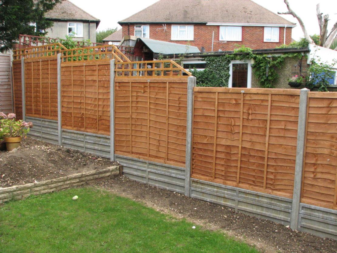 Что делать, если собственник хочет возвести высокий забор?