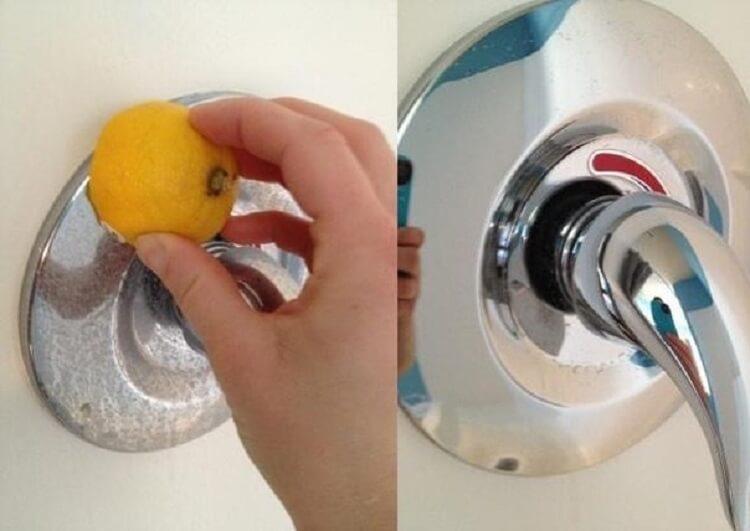 Лимонная кислота для удаления известкового налета