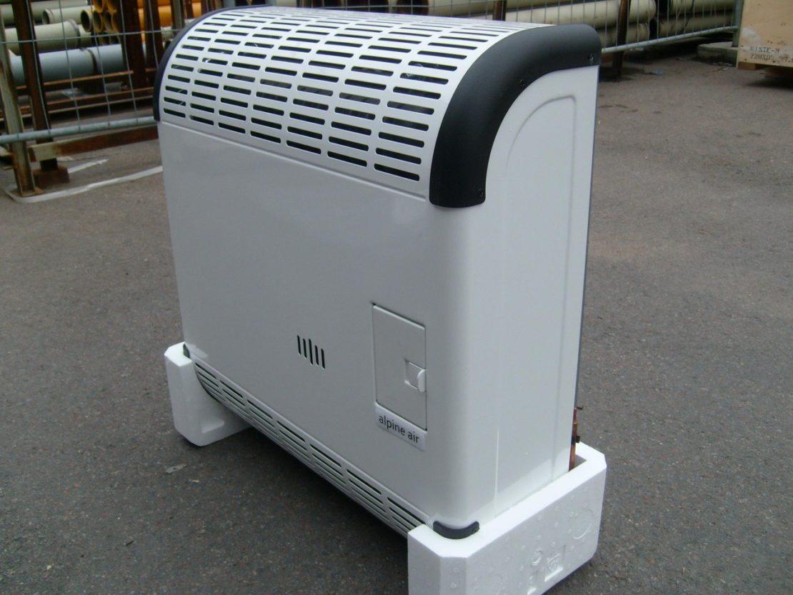 газовые конвекторные приборы отопления