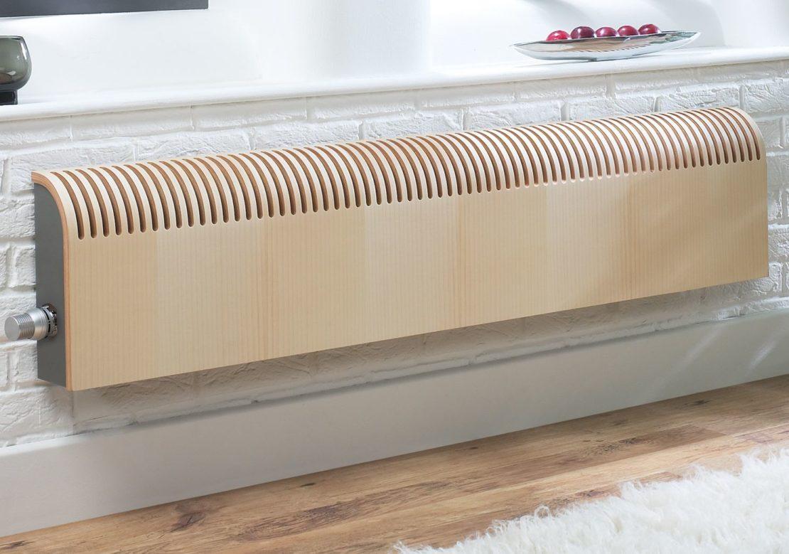 экран для конвектора отопления
