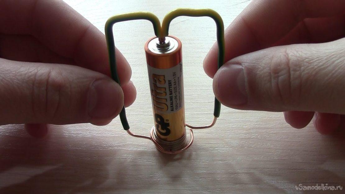 Как сделать электромагнит своими руками?