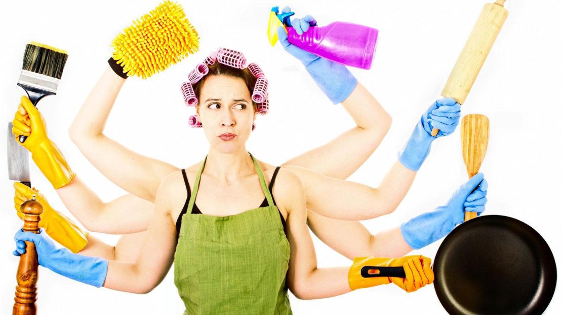 Как сократить время на уборку