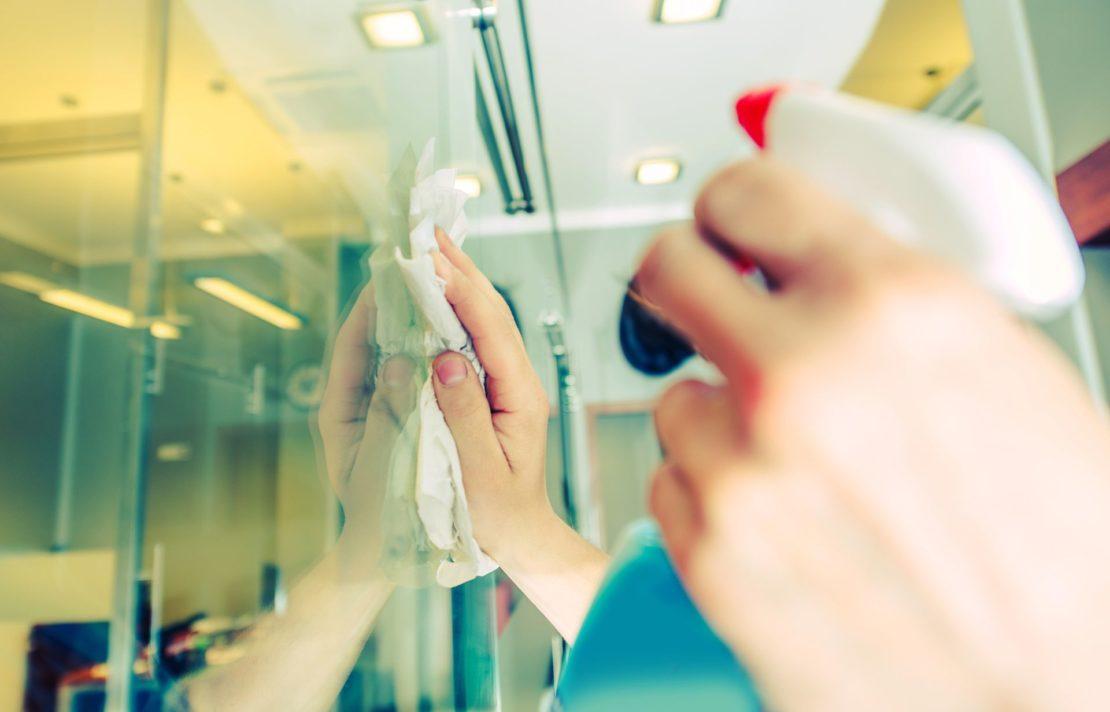 Полироль для стекол и зеркал