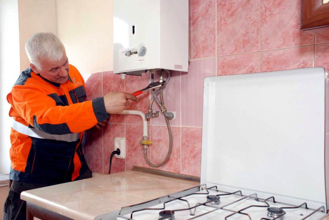 Куда обращаться за заменой газовой плиты?