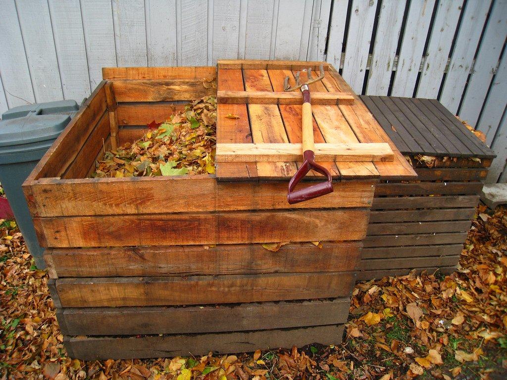 Что такое компостный ящик и его назначение