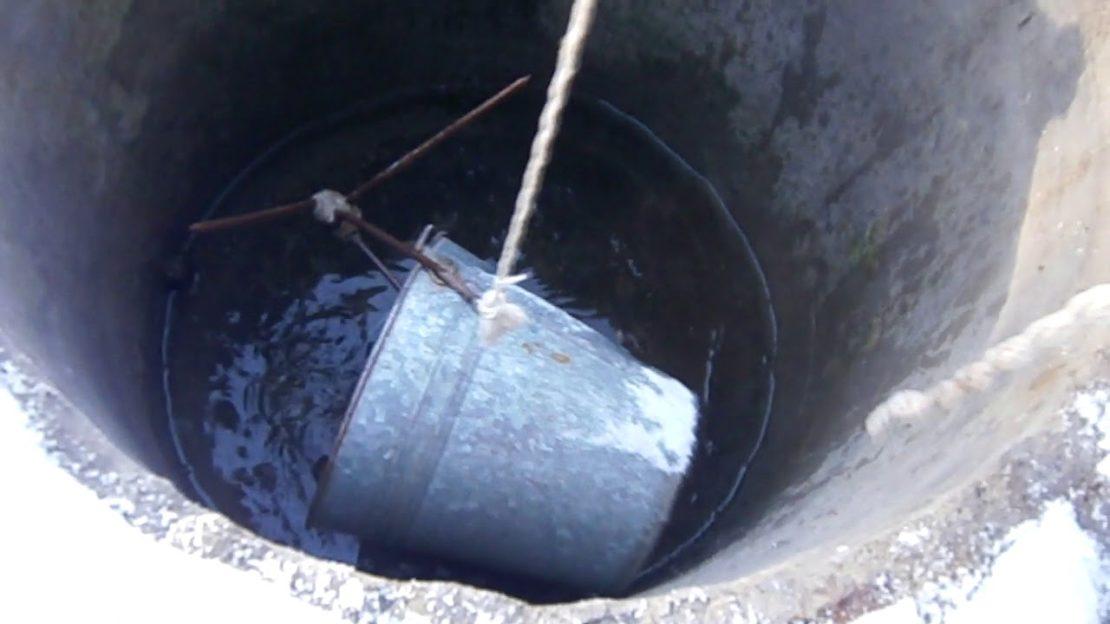 Когда требуется дезинфекция воды в колодце?
