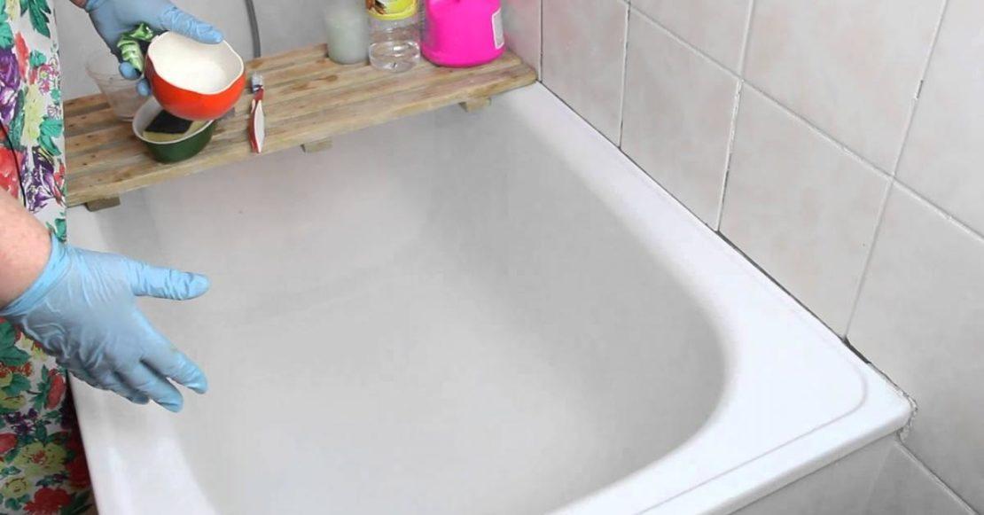 Как отмыть уксусом