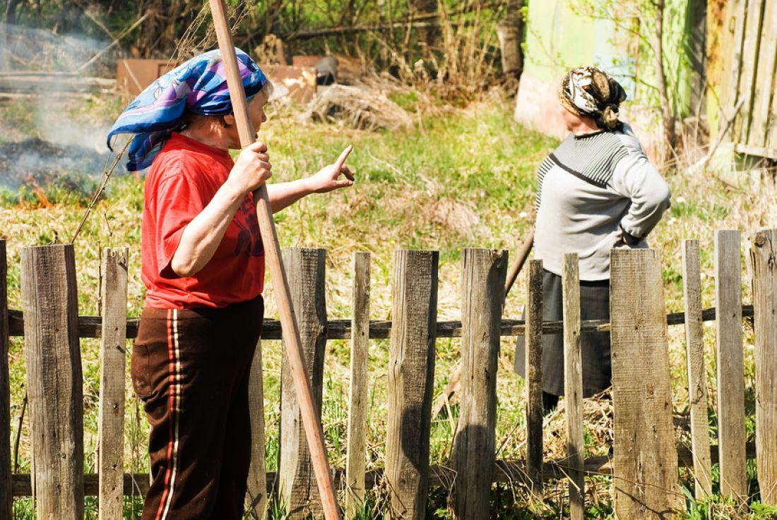 Штрафы за слив канализации в огород или общественную канаву