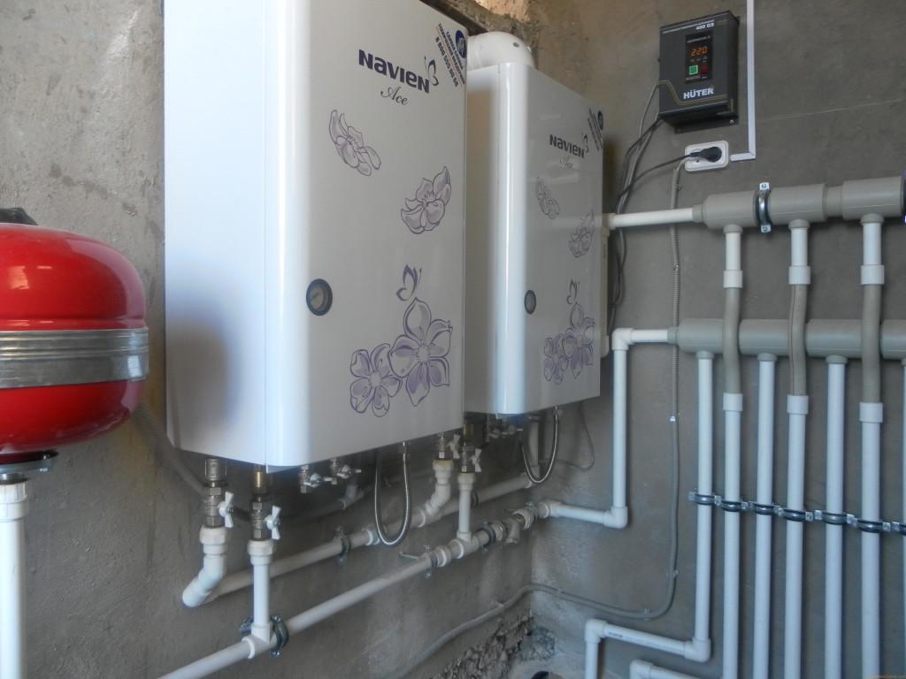 достоинства газового котла отопления