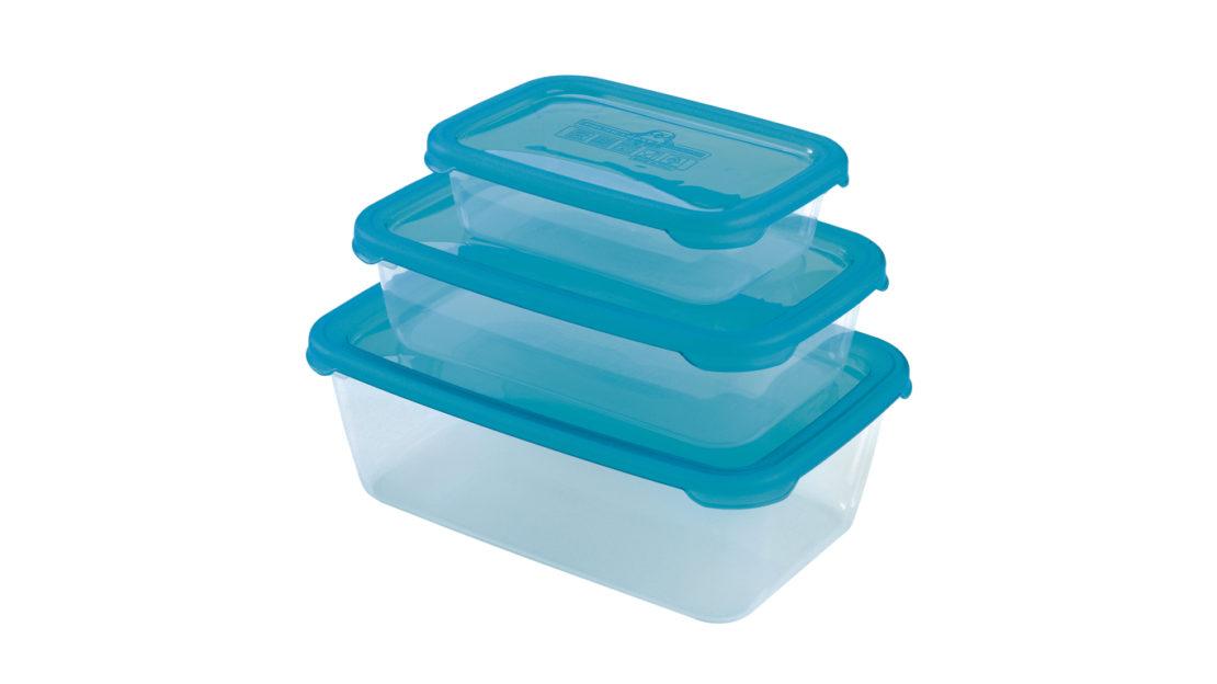 Пластиковые контейнеры для морозильной камеры