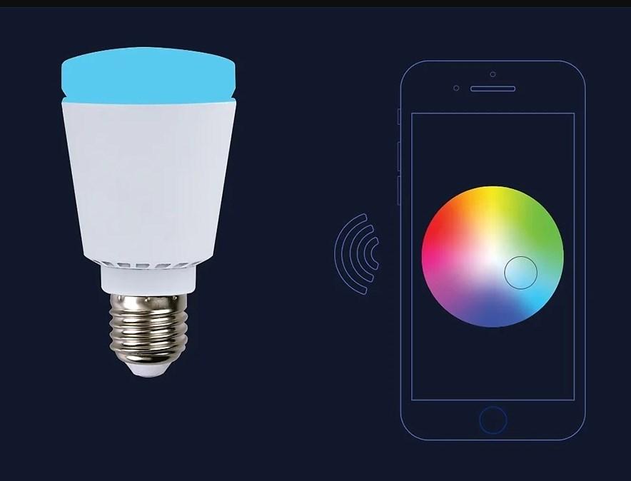 Виды умных ламп