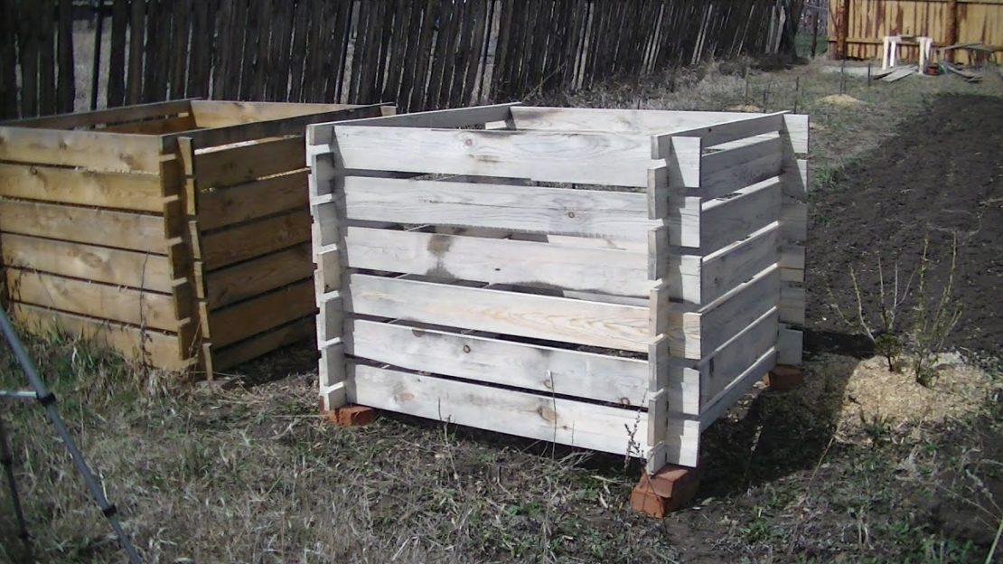 Что лучше – компостная яма или ящик