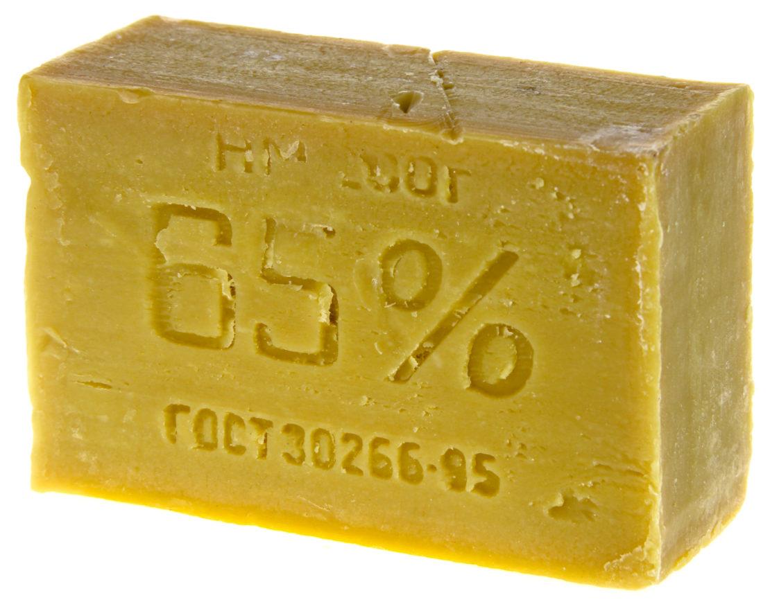 Какое мыло лучше – 72% или 65%?