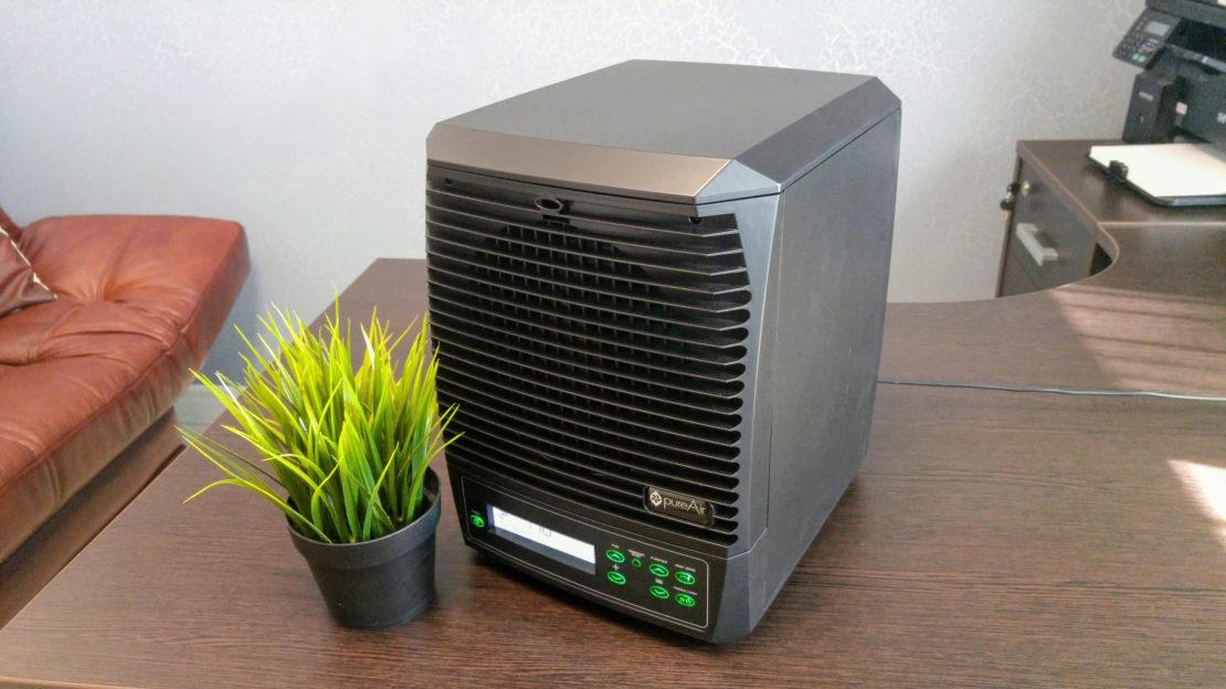 Очиститель воздуха в квартире