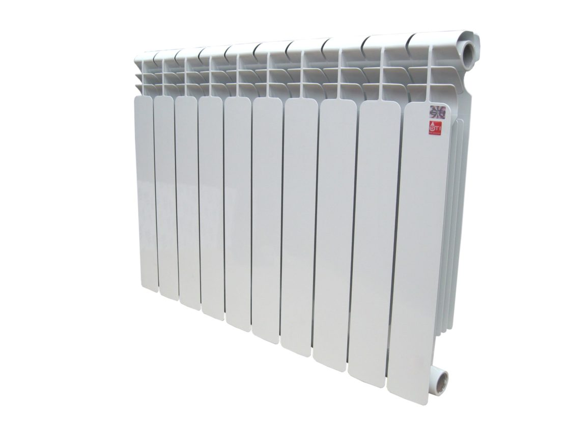 биметаллический радиатор STI