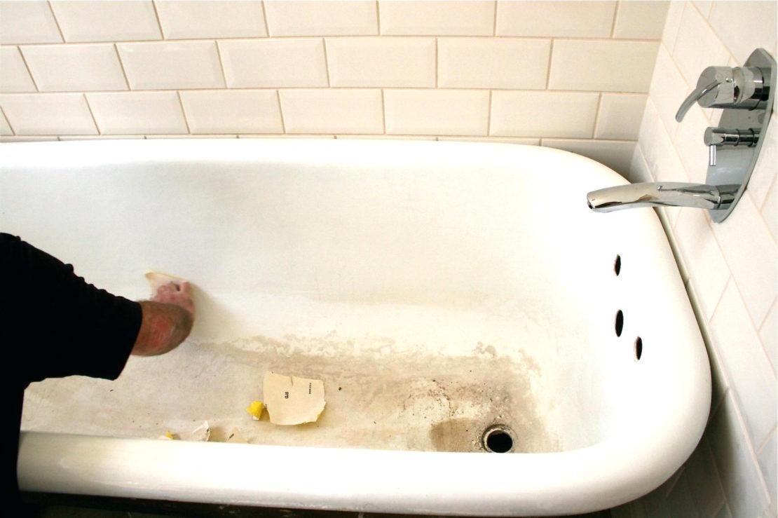 Как вернуть ванне белизну